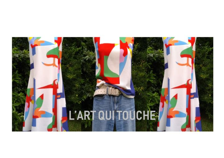 Hildegarde Handsaeme - Hash-Hash  L'Art qui Touche!