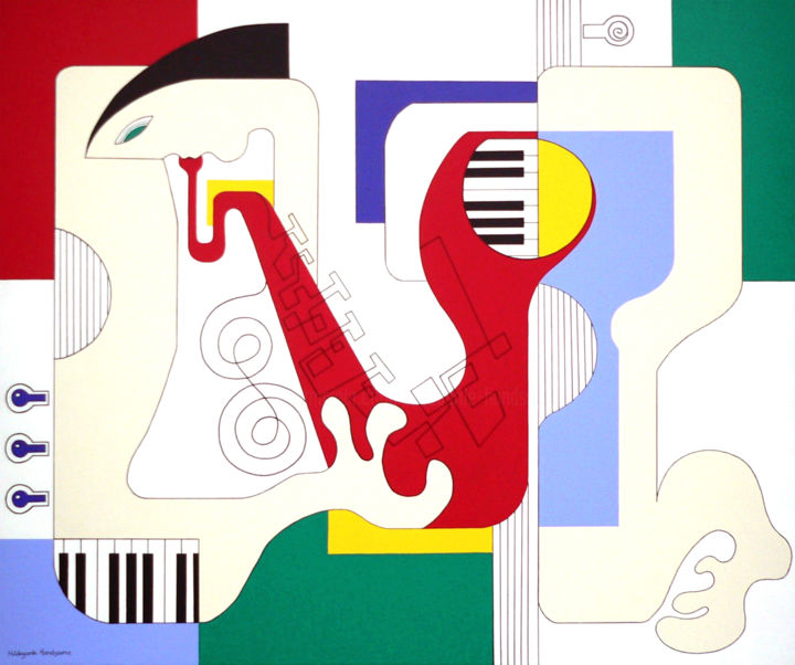 Hildegarde Handsaeme - The Saxo