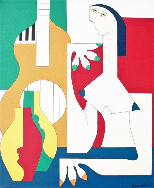 Hildegarde Handsaeme - Les doigts musicales