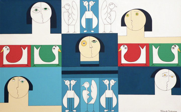 Hildegarde Handsaeme - Sound of birds
