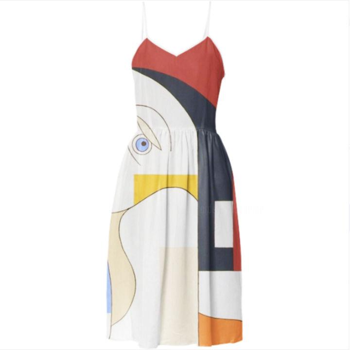 Hildegarde Handsaeme - Summer dress Anonymus